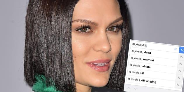 Jessie J a clarifié sa situation amoureuse sur Instagram.
