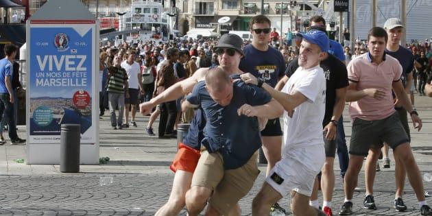 Euro 2016: Un hooligan russe écroué et mis en examen pour sa participation aux violences à Marseille.