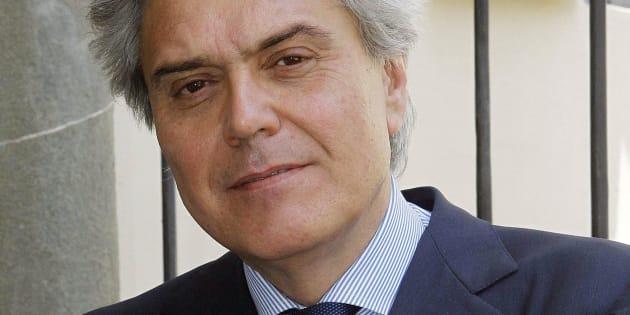 L'amministratore delegato di Consip, Luigi Marroni, in una foto d'archivio. Roma, 2 marzo 2017. ANSA/ US CONSIP +++ NO SALES - EDITORIAL USE ONLY +++
