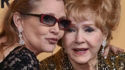Carrie Fisher et Debbie Reynolds seront enterrées