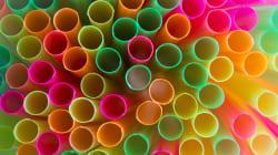 Britain Bans Sale Of Plastic Straws In Bid To Fight