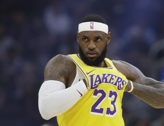 LeBron breaks silence on NBA's China controversy