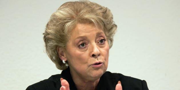 Nelly Olin, ancienne ministre de l'Écologie de Jacques Chirac, est morte