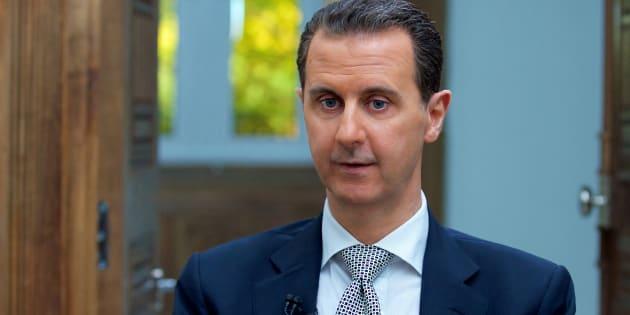 Bachar Al-Assad assure ne plus posséder d'arme chimique