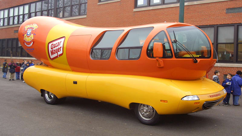 Here's your chance to drive an Oscar Mayer Wienermobile