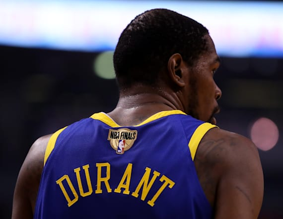 Durant reportedly declines Warriors player option
