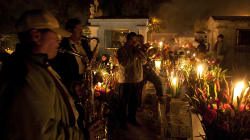 5 panteones en México para celebrar el Día de