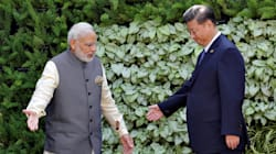 India's 'New Silk Road' Snub Signals A Growing Gulf With