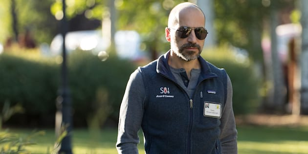 Pour restaurer son image, Uber place le PDG d'Expedia Dara Khosrowshahi, un anti-Travis Kalanick, à sa tête