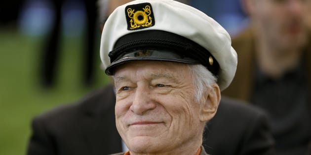 Hefner, Monroe Have Side-by-Side Burial Plots