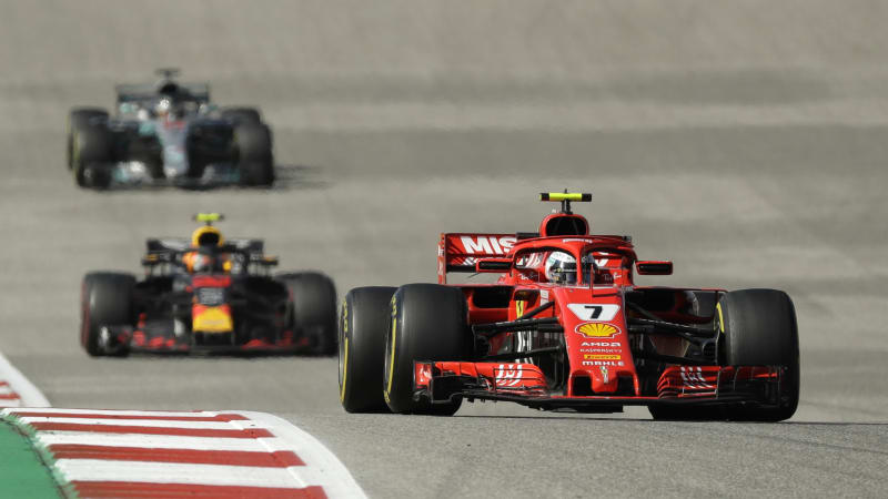 Us Grand Prix >> 2018 Formula 1 U S Grand Prix Mega Gallery Autoblog