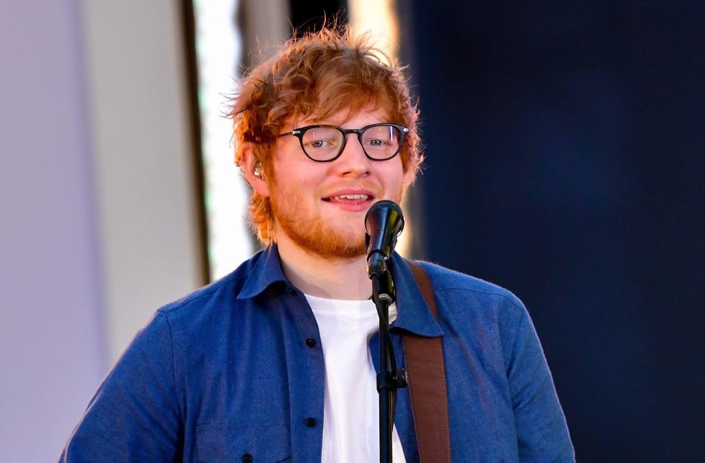Ed Sheeran Reveals How Girlfriend Cherry Seaborn Inspired