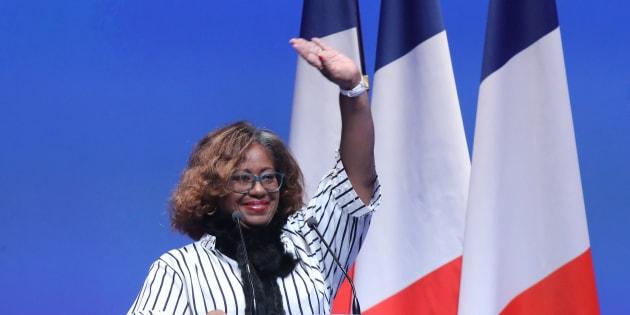 Présentée comme maire adjointe, cette candidate du RN aux européennes n'a jamais été élue municipale (Photo prise le 13 janvier 2019).