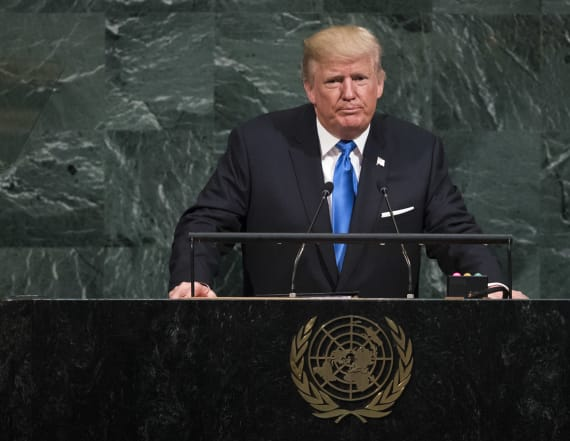Cuba slams Trump's 'unacceptable' UN speech
