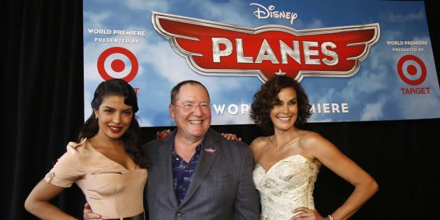 """Le co-fondateur de Pixar, réalisateur de """"Toy Story"""" et """"Cars"""", mis en congés après des plaintes pour harcèlement"""