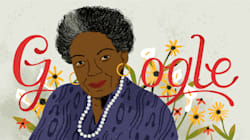 Maya Angelou Honoured With Google Doodle On Her 90th