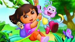 Así se verá Dora la Exploradora