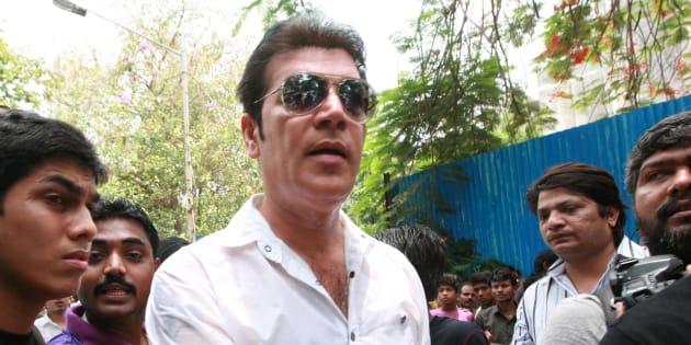 File photo of Bollywood actor Aditya Pancholi.
