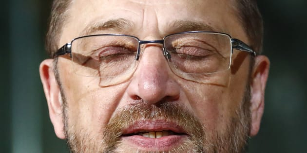 Martin Schulz si è dimesso dalla presidenza dell'Spd