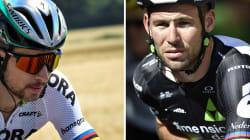 Sur Twitter, Sagan et Cavendish donnent une leçon de classe et de