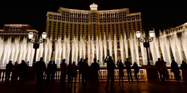 L'hôtel Bellagio de Las Vegas évacué après une fausse alerte
