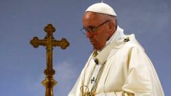 Nella patria di Calvino storico papa Francesco per l'unità della
