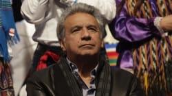 Tras feminicidio, presidente de Ecuador lanza consigna xenofóbica hacia