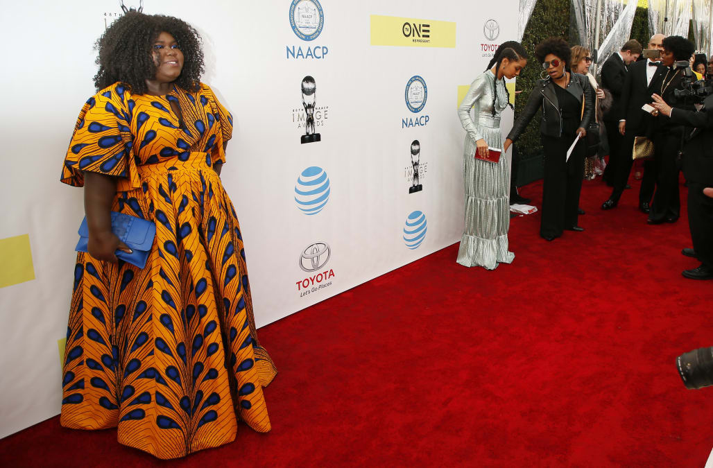 Gabourey Sidibe: 'It's really hard to get dressed up for ...