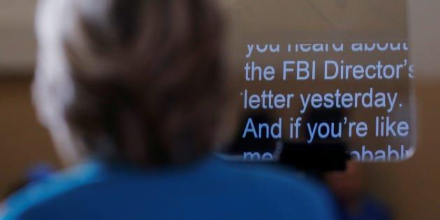 """Ce que les emails de Clinton et le """"Penelope Gate"""" nous disent des coups bas en politique. REUTERS/Brian Snyder"""