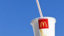 McDonald's s'attaque aux pailles en