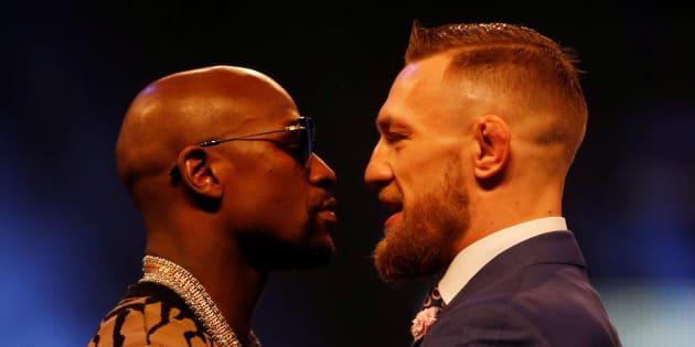 Je ne serais pas surpris que l'on puisse être témoin d'une disqualification entre les deux combattants.