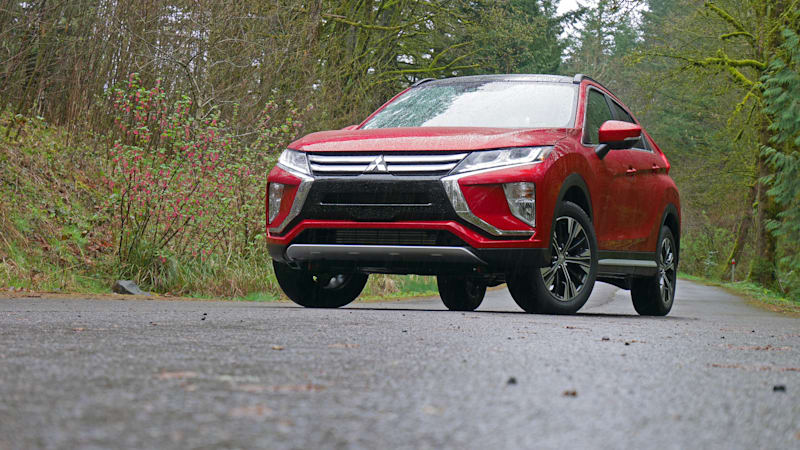 2018 Mitsubishi Eclipse Cross Quick Spin Review