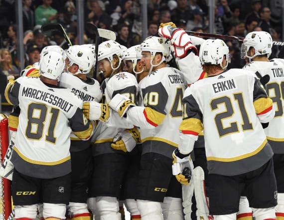 Sportsbooks face ironic hit if Golden Knights win