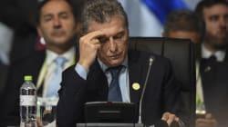 Macri pide ayuda al FMI para contener la depreciación del peso