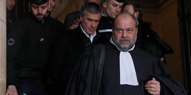 Procès de Cahuzac: Dupond Moretti aura vraiment tout tenté pour éviter la prison à l'ex-ministre