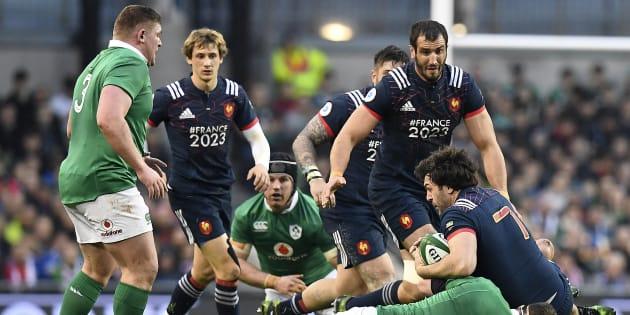 Face à l'Irlande, le XV de France n'a rien pu faire et s'incline (19-9) à Dublin