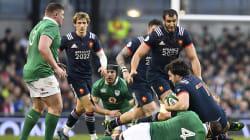 Face à l'Irlande, le XV de France n'a rien pu