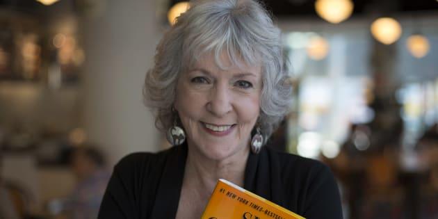 Sue Grafton à Toronto en 2013.