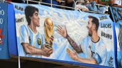 Maradona est-il devenu le boulet de la sélection argentine et de