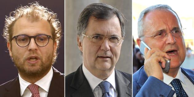 Il nuovo presidente della Lega di Serie A? E' consigliato da Lotito