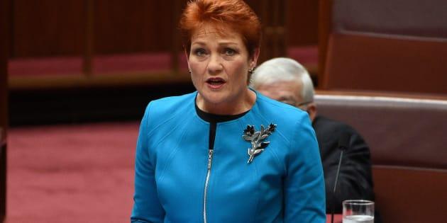 Pauline Hanson Co-Opts London Police Warning For Anti-Islam Tweet