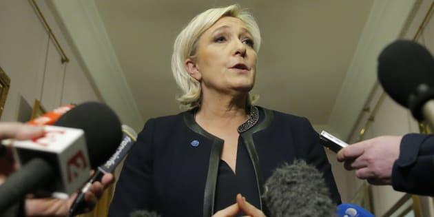 Marine Le Pen a créé la polémique en évoquant la rafle du Vel d'Hiv.