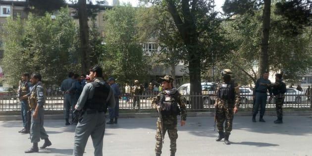 Afghanistan, attentato vicino l'ambasciata Usa a Kabu, un morto e 8 feriti