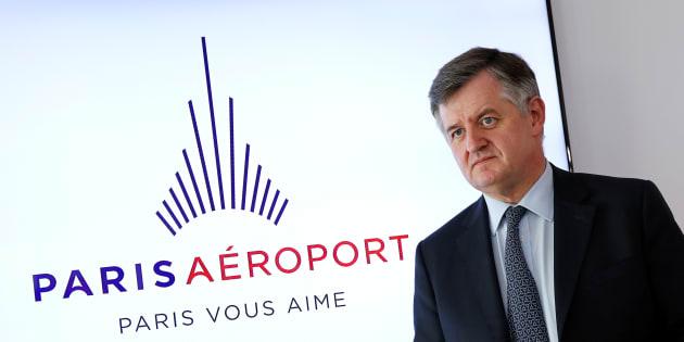 Augustin de Romanet, PDG d'Aéroports de Paris