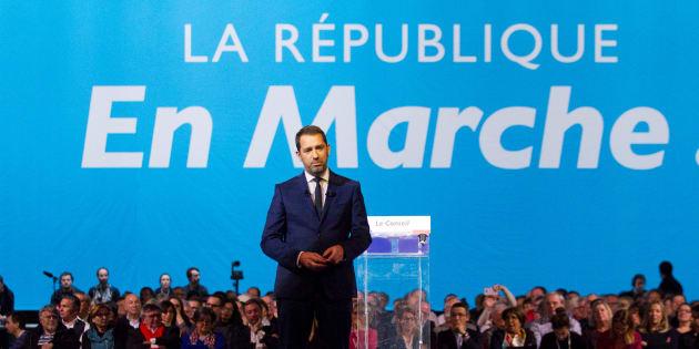 Nommé ministre de l'Intérieur, Christophe Castaner va quitter la direction de La République En Marche.