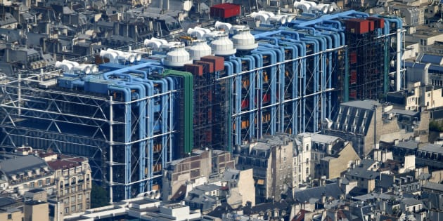 Un centre Pompidou va voir le jour à Shanghaï