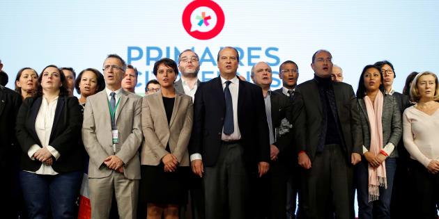 La convention de la Belle Alliance Populaire, le 3 décembre 2016.