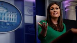 La porte-parole de Trump apprend pourquoi il ne faut jamais porter du vert à la