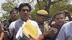 ACB Begins Search Ops Over Kapil Mishra's ₹300 Crore Medical Scam