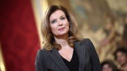 Valérie Trierweiler félicite François Hollande pour son discours sur les